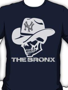 the bronx skull - ny new york T-Shirt