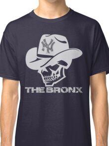 the bronx skull - ny new york Classic T-Shirt