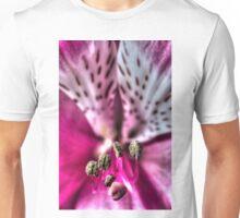 HDR - Abstract Azalea Macro Unisex T-Shirt