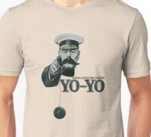 Your country needs yo-yo  Unisex T-Shirt