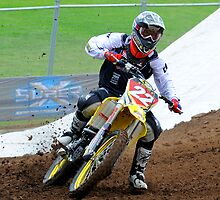 Chad Reed #22 - Win Stadium by Bill Fonseca