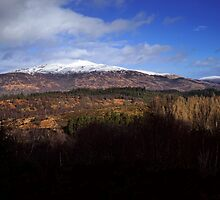 The Trossachs National Park by Jeremy Lavender Photography