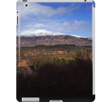 The Trossachs National Park iPad Case/Skin