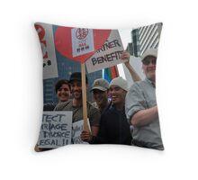 diversity  Throw Pillow