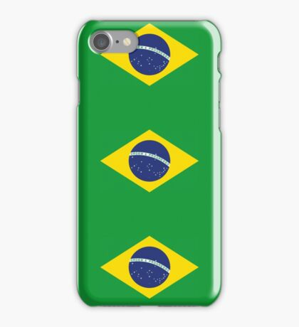 brasil iPhone Case/Skin