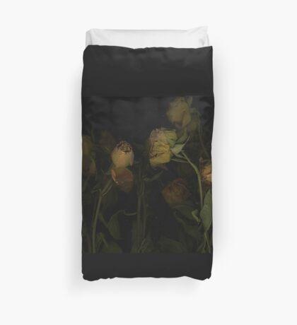 Dried roses Duvet Cover