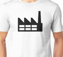 Factory icon Unisex T-Shirt