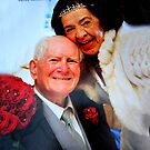 JUST MARRIED...  Jame (93) Peggy (84) by shanemcgowan