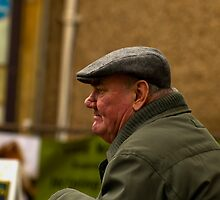 Evesham Pensioner by Daveart