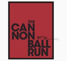 The Cannonball Run - Hawaiian Tropic Chevrolet Kids Tee