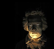 Nocturne... Beethoven in a Bad Mood by Billlee