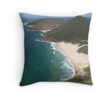 Fingal Bay Throw Pillow