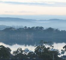 Lake MacQuarie by Cheryl Parkes