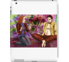 Hannibal - Fred Squared iPad Case/Skin