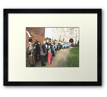 Rememberance Day 2008 Framed Print