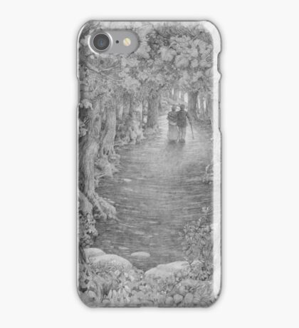 The Journey of Life iPhone Case/Skin