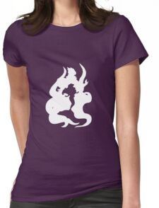 Poor Unfortunate Souls  Womens Fitted T-Shirt