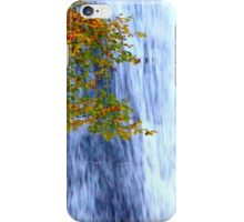 autumn waterfall 2 iPhone Case/Skin