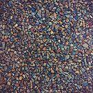 Colourful Pebbles by Alex Boros