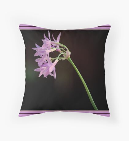 SOFT N SENSITIVE Throw Pillow