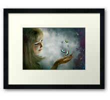 Another Dream  Framed Print