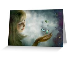 Another Dream * Wall Art Greeting Card