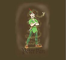 Peter Pan by EmmaPopkin