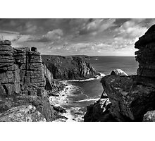 Land's End Photographic Print