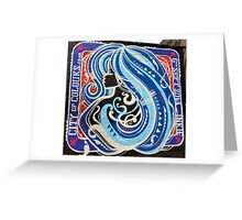 Graffiti - City of Colours Greeting Card