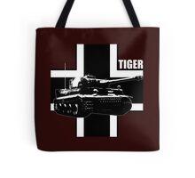 tank tiger Tote Bag