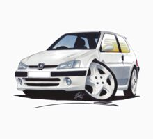 Peugeot 106 Quiksilver by Richard Yeomans