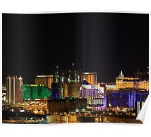 Vegas From Paradise Poster