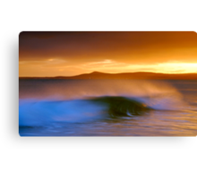 Slow Roller Canvas Print