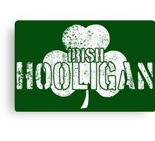 Irish Hooligan Canvas Print