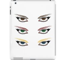 Seductive eyes 4 iPad Case/Skin