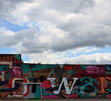 Graffiti - Forward by MuddyNoSugar