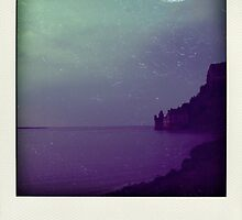 Faux-polaroids - Travelling (11) by Pascale Baud