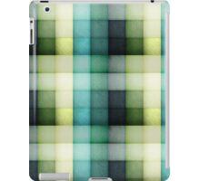 Chequered blues. iPad Case/Skin