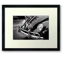 Volkswagen Framed Print
