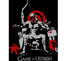 Game of Ultron Photographic Print