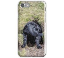 Does my bum look big in this ...!! iPhone Case/Skin
