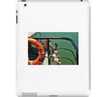 Guard Rail iPad Case/Skin