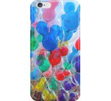 Disneyland Balloons #2 iPhone Case/Skin