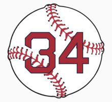 David Ortiz Baseball Design by canossagraphics