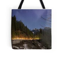 Midnight Drive Tote Bag