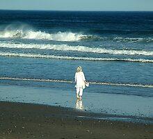My Beach, My Waves, My Ocean by George Cousins