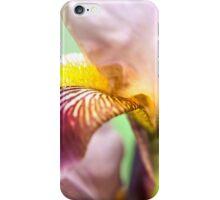 Bright Details. Macro Iris Series iPhone Case/Skin