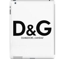 Dumbledore & Gandalf iPad Case/Skin