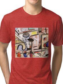 interior Tri-blend T-Shirt