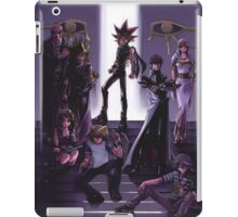 Yu-Gi-Oh! - It's Time to Duel! iPad Case/Skin